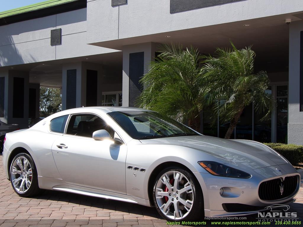 2012 Maserati Gran Turismo Sport - Photo 24 - Naples, FL 34104