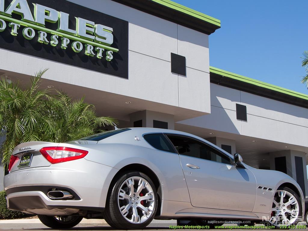 2012 Maserati Gran Turismo Sport - Photo 34 - Naples, FL 34104