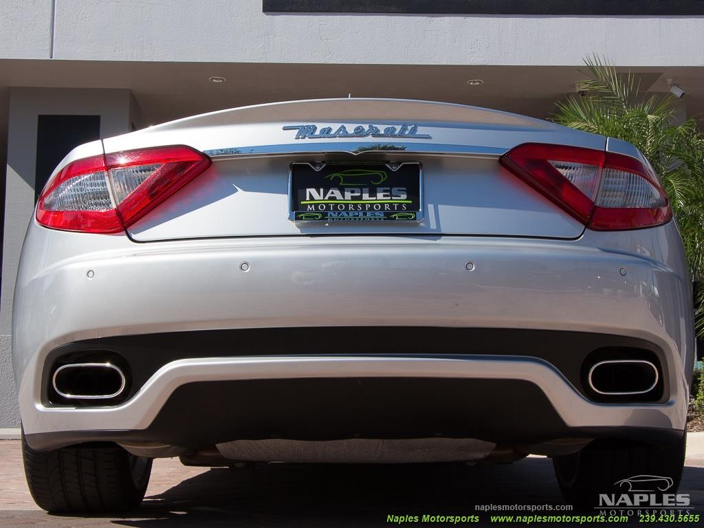2012 Maserati Gran Turismo Sport - Photo 56 - Naples, FL 34104