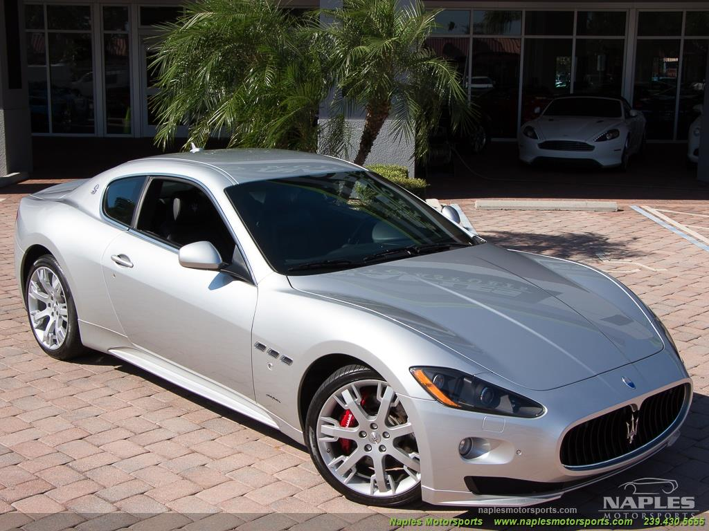 2012 Maserati Gran Turismo Sport - Photo 51 - Naples, FL 34104