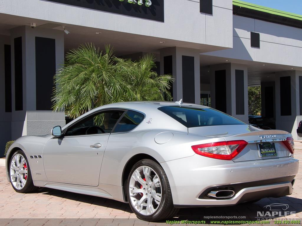 2012 Maserati Gran Turismo Sport - Photo 6 - Naples, FL 34104