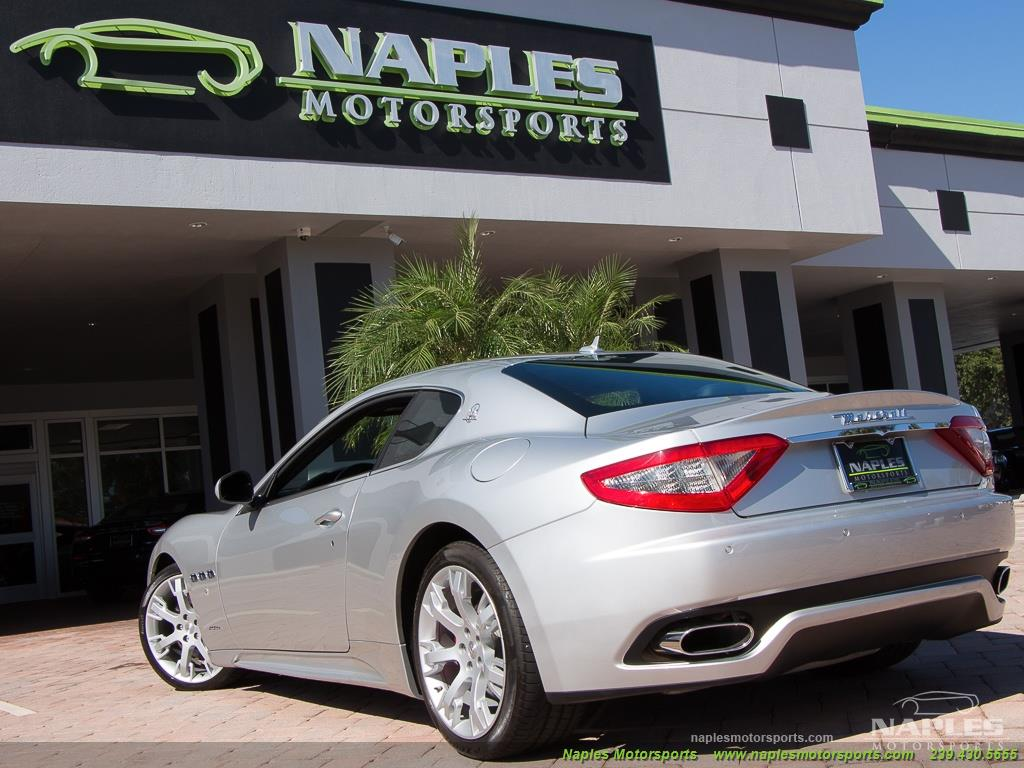 2012 Maserati Gran Turismo Sport - Photo 45 - Naples, FL 34104