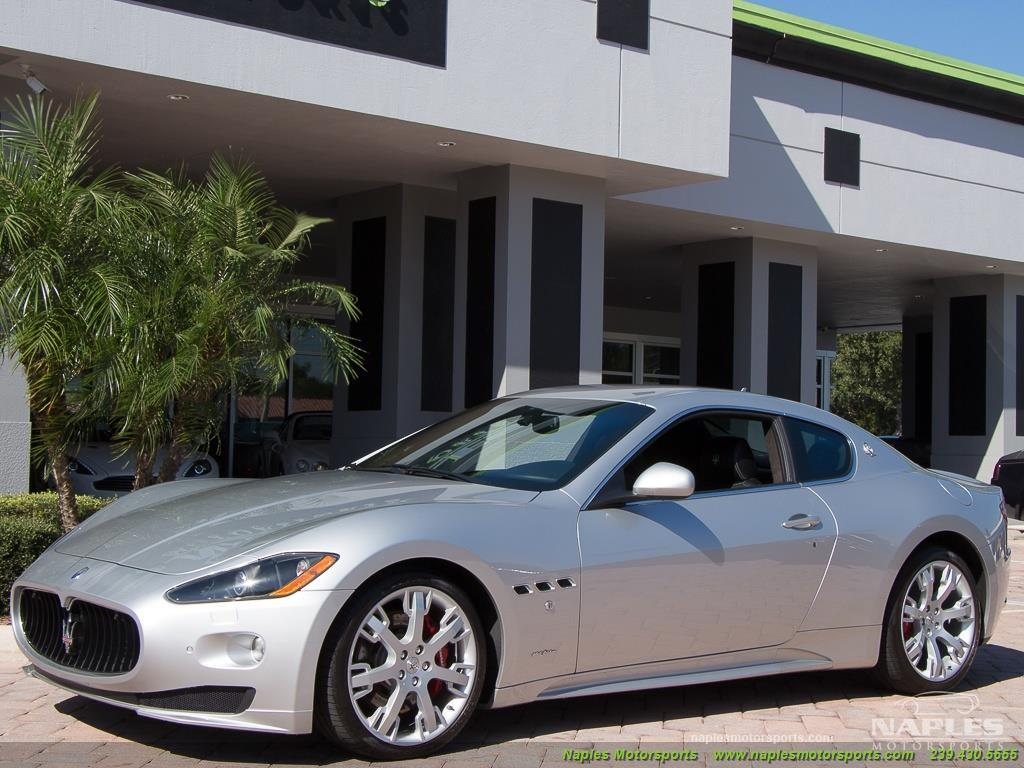 2012 Maserati Gran Turismo Sport - Photo 42 - Naples, FL 34104