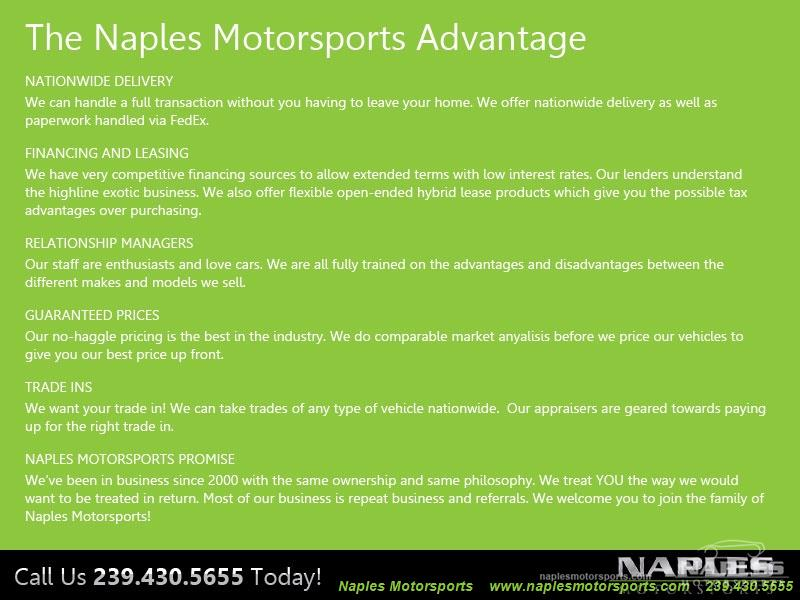 2012 Maserati Gran Turismo Sport - Photo 10 - Naples, FL 34104
