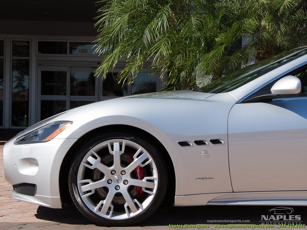 2012 Maserati Gran Turismo Sport - Photo 27 - Naples, FL 34104
