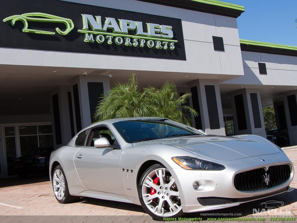 2012 Maserati Gran Turismo Sport - Photo 41 - Naples, FL 34104