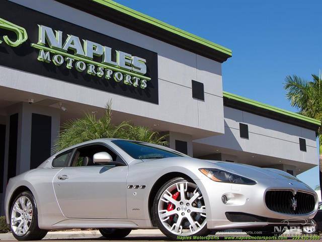 2012 Maserati Gran Turismo Sport - Photo 1 - Naples, FL 34104