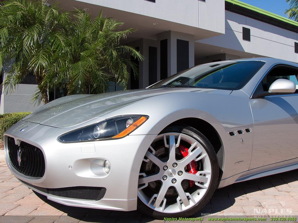 2012 Maserati Gran Turismo Sport - Photo 26 - Naples, FL 34104