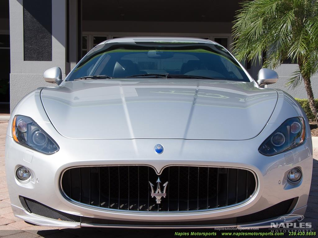2012 Maserati Gran Turismo Sport - Photo 11 - Naples, FL 34104