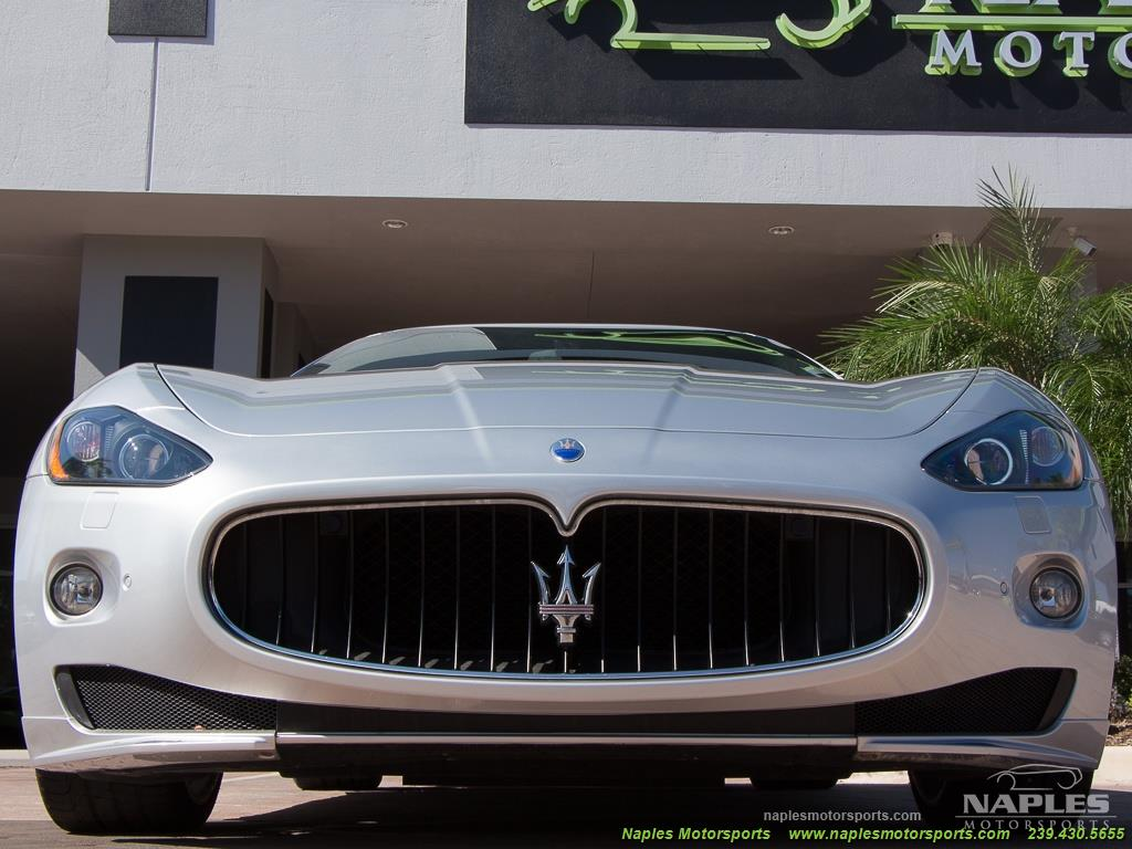 2012 Maserati Gran Turismo Sport - Photo 12 - Naples, FL 34104