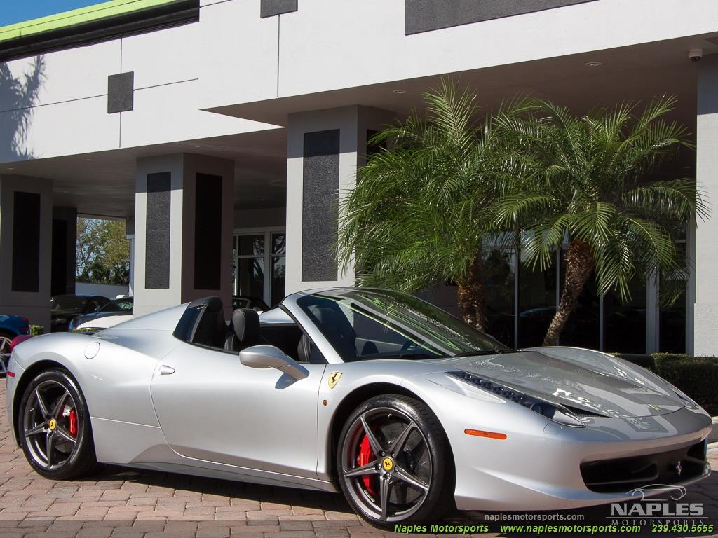 2013 Ferrari 458 Spider - Photo 9 - Naples, FL 34104