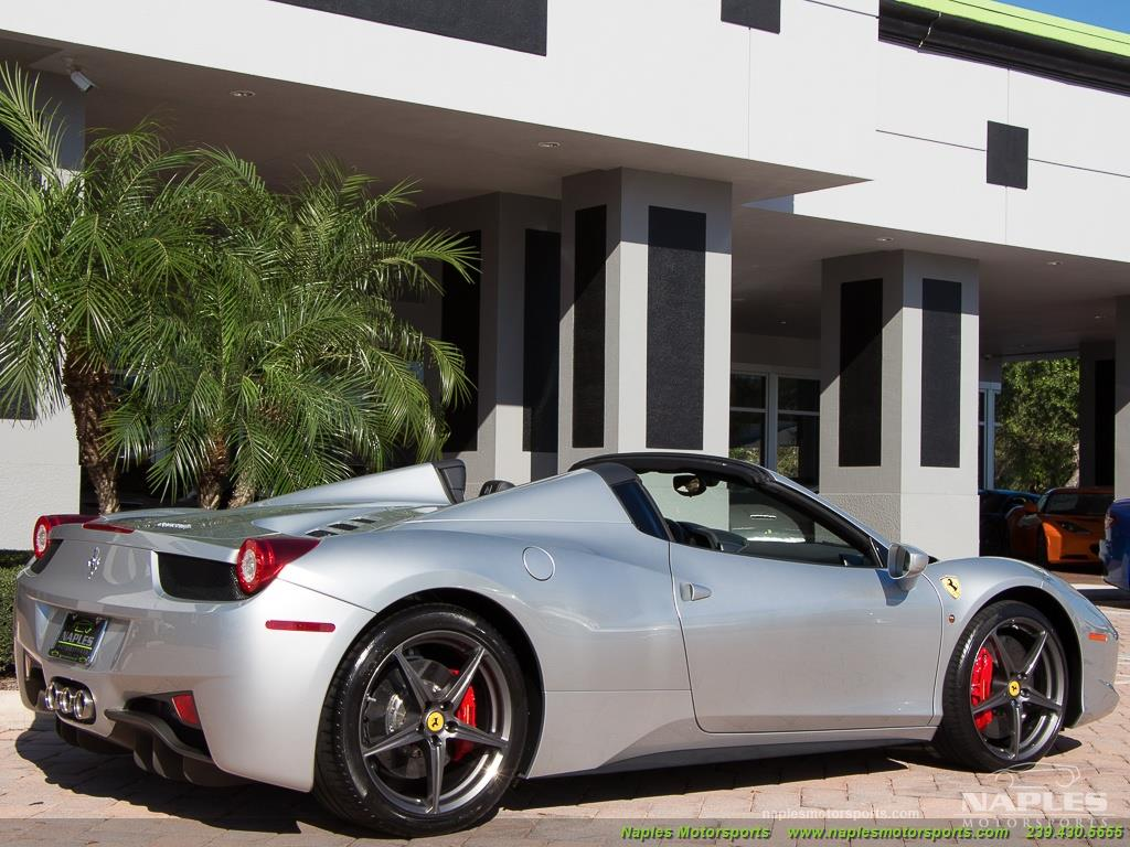 2013 Ferrari 458 Spider - Photo 18 - Naples, FL 34104