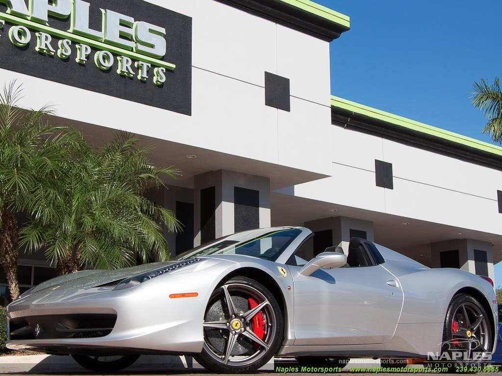 2013 Ferrari 458 Spider - Photo 15 - Naples, FL 34104