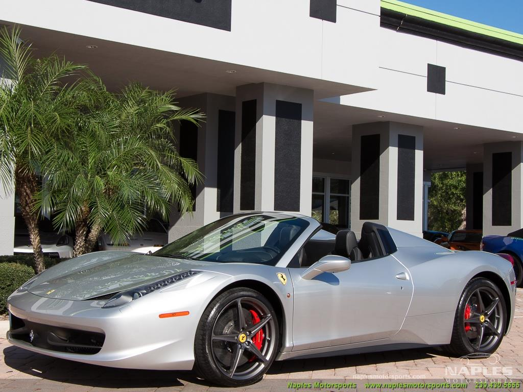2013 Ferrari 458 Spider - Photo 7 - Naples, FL 34104