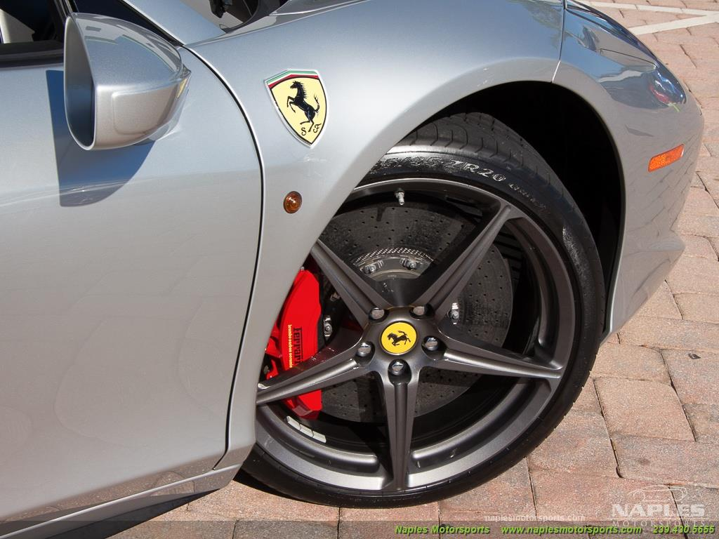 2013 Ferrari 458 Spider - Photo 31 - Naples, FL 34104