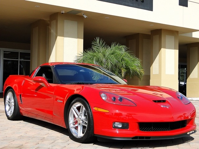 2008 Chevrolet Corvette Z06 - Photo 42 - Naples, FL 34104