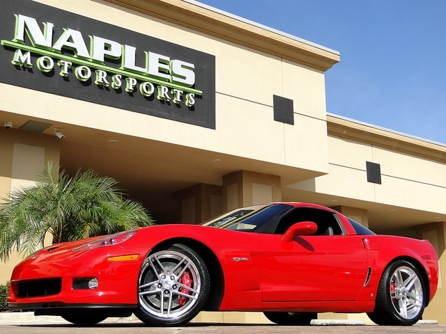 2008 Chevrolet Corvette Z06 - Photo 37 - Naples, FL 34104
