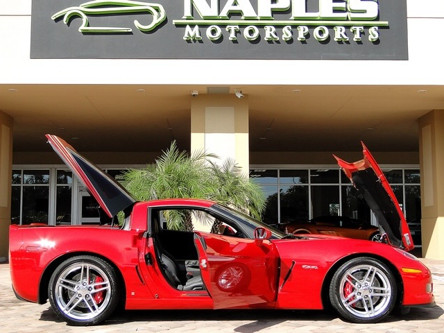 2008 Chevrolet Corvette Z06 - Photo 53 - Naples, FL 34104