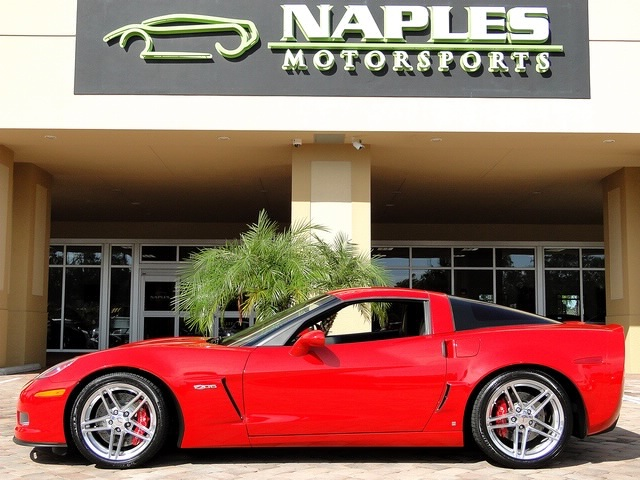 2008 Chevrolet Corvette Z06 - Photo 33 - Naples, FL 34104