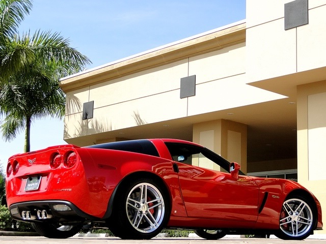 2008 Chevrolet Corvette Z06 - Photo 51 - Naples, FL 34104