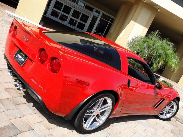 2008 Chevrolet Corvette Z06 - Photo 17 - Naples, FL 34104