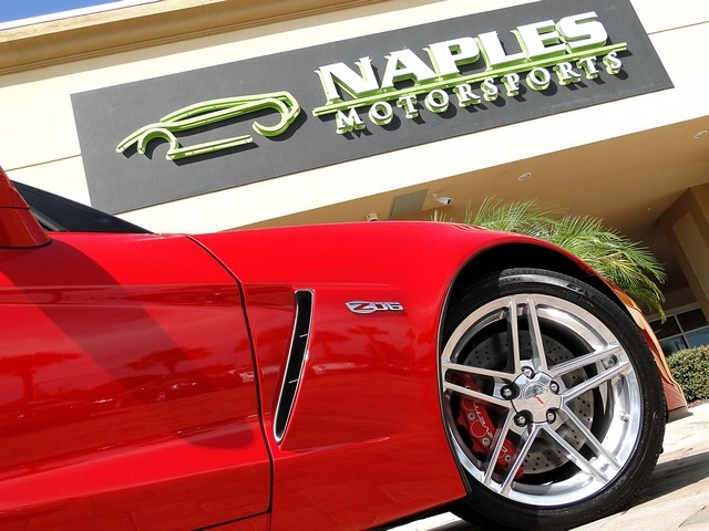 2008 Chevrolet Corvette Z06 - Photo 7 - Naples, FL 34104