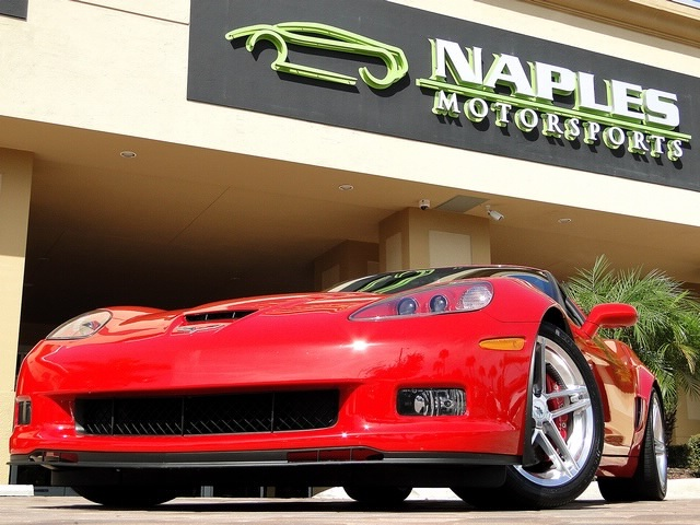 2008 Chevrolet Corvette Z06 - Photo 21 - Naples, FL 34104