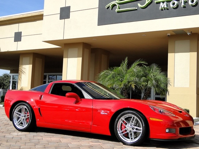 2008 Chevrolet Corvette Z06 - Photo 15 - Naples, FL 34104