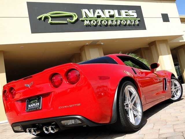 2008 Chevrolet Corvette Z06 - Photo 13 - Naples, FL 34104