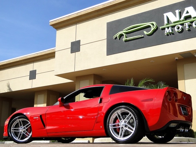 2008 Chevrolet Corvette Z06 - Photo 41 - Naples, FL 34104