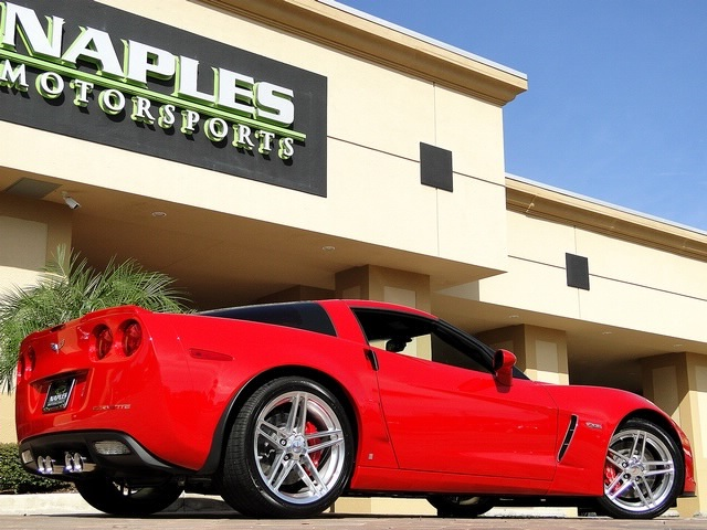 2008 Chevrolet Corvette Z06 - Photo 23 - Naples, FL 34104