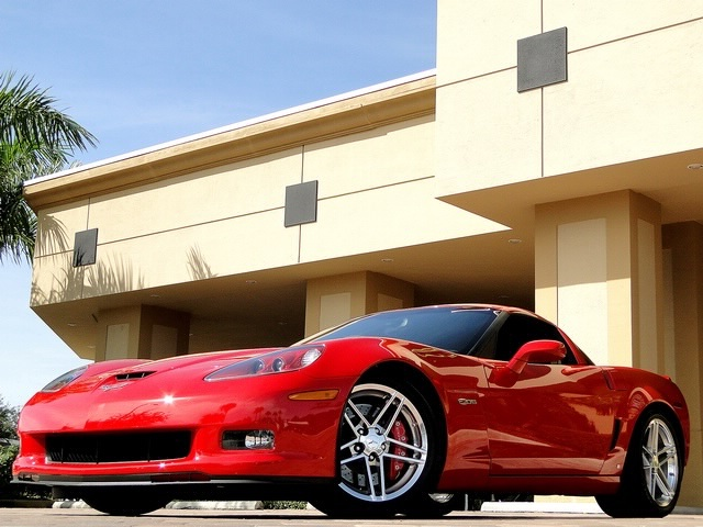 2008 Chevrolet Corvette Z06 - Photo 46 - Naples, FL 34104