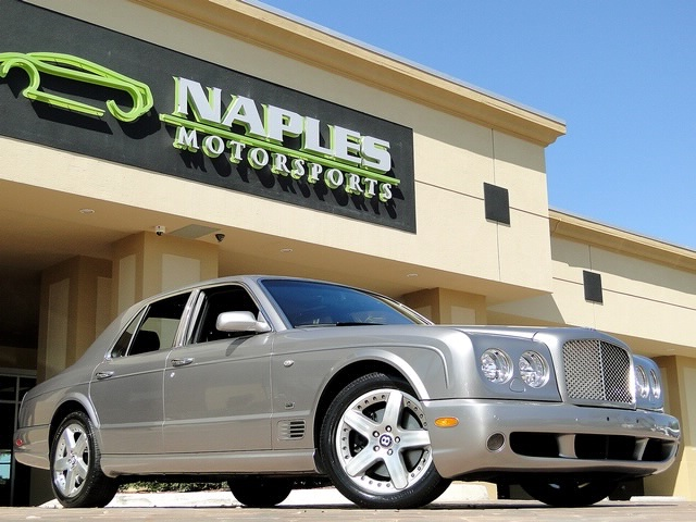 2005 Bentley Arnage T - Photo 1 - Naples, FL 34104