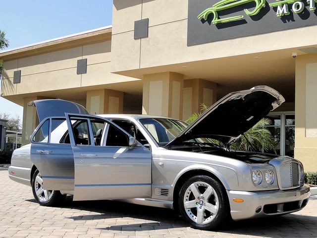 2005 Bentley Arnage T - Photo 17 - Naples, FL 34104