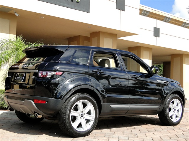 2013 land rover range rover evoque pure plus. Black Bedroom Furniture Sets. Home Design Ideas