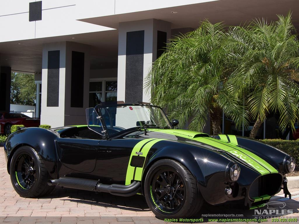 1965 Replica/Kit BackDraft Racing 427 Cobra Replica - Photo 30 - Naples, FL 34104