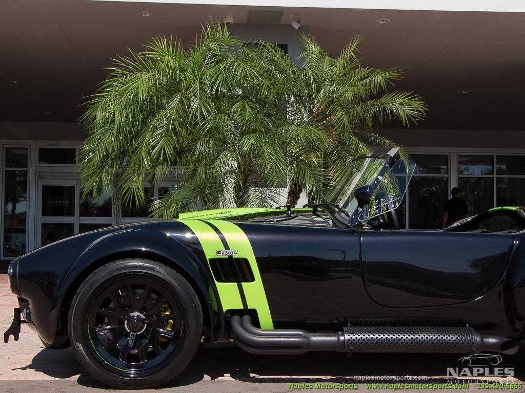 1965 Replica/Kit BackDraft Racing 427 Cobra Replica - Photo 25 - Naples, FL 34104