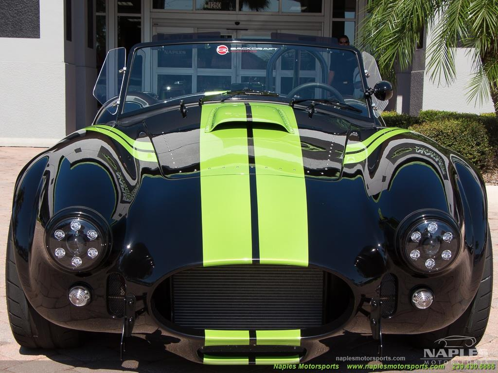 1965 Replica/Kit BackDraft Racing 427 Cobra Replica - Photo 38 - Naples, FL 34104