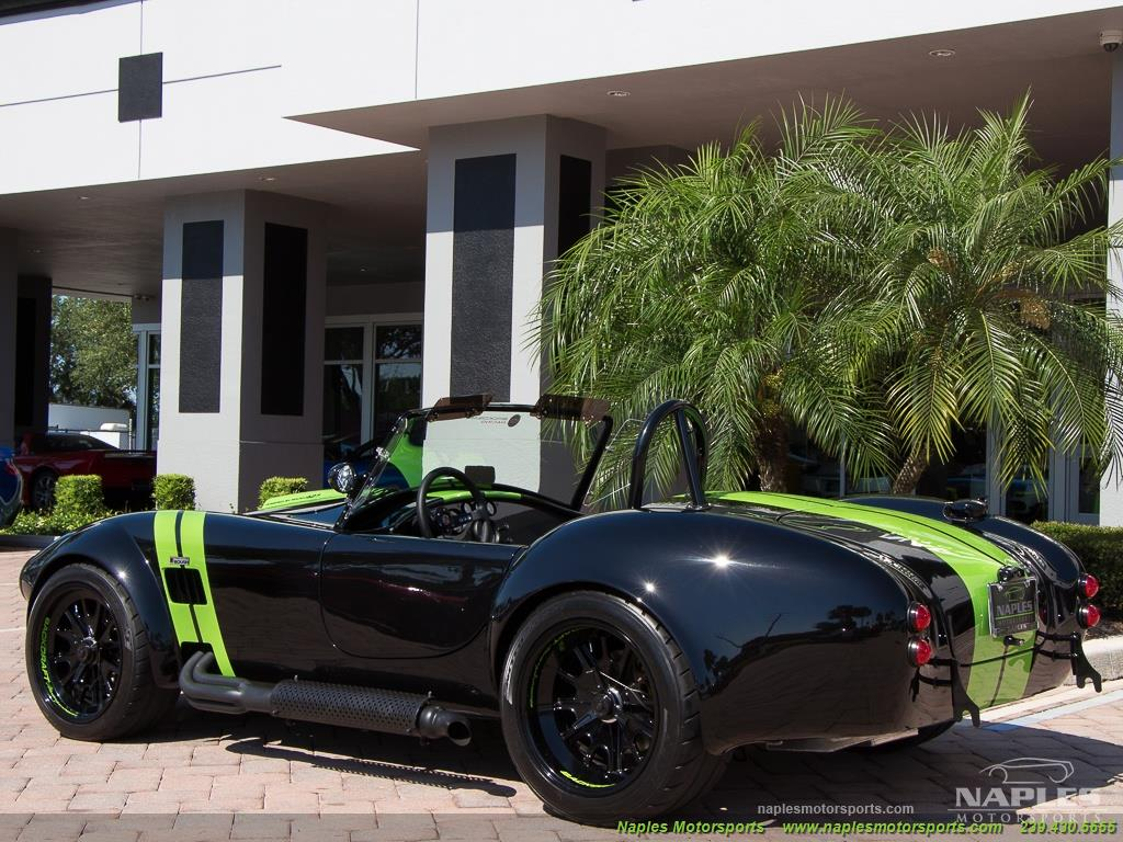 1965 Replica/Kit BackDraft Racing 427 Cobra Replica - Photo 14 - Naples, FL 34104