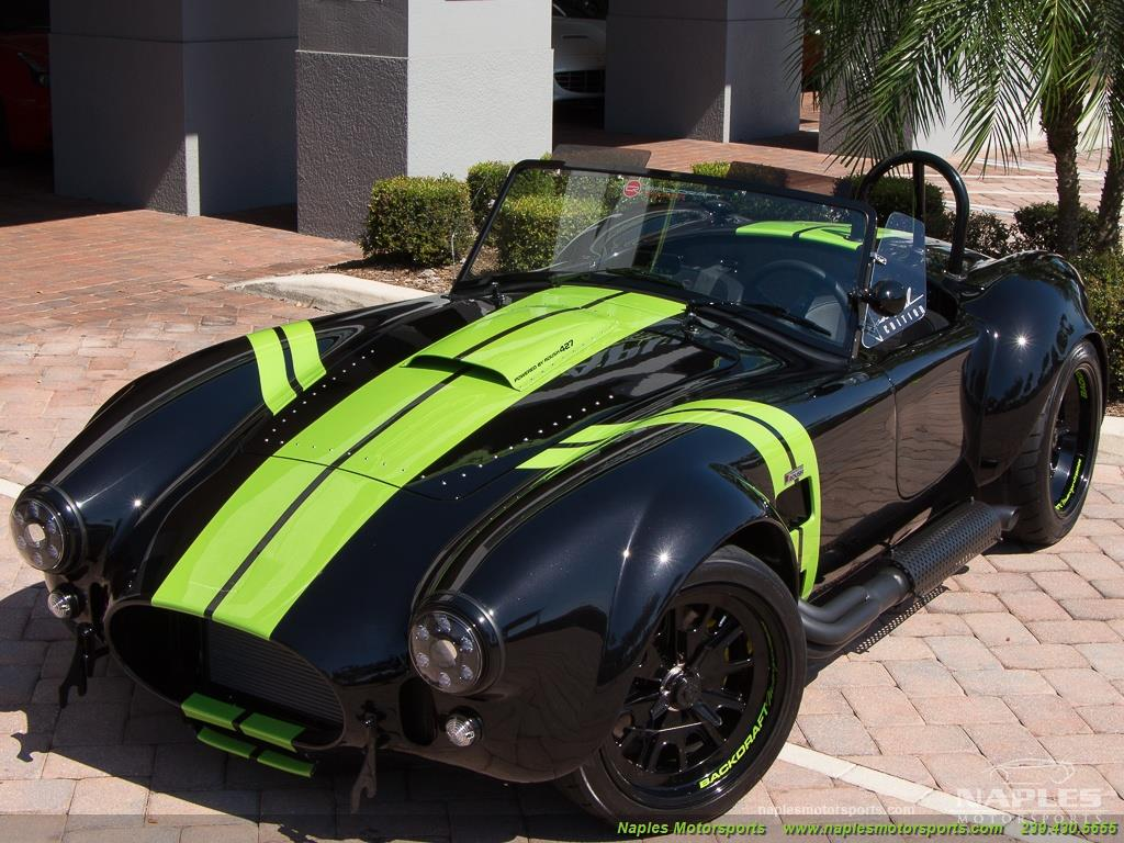 1965 Replica/Kit BackDraft Racing 427 Cobra Replica - Photo 5 - Naples, FL 34104