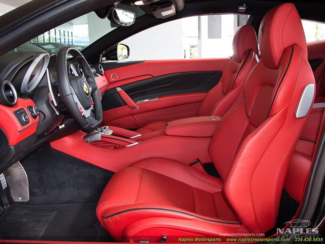 Ferrari Ff Red Interior | Collection 9+ Wallpapers