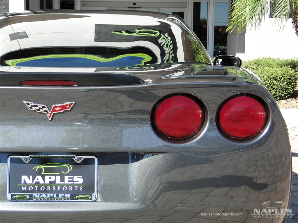 2009 Chevrolet Corvette Z06 - Photo 43 - Naples, FL 34104