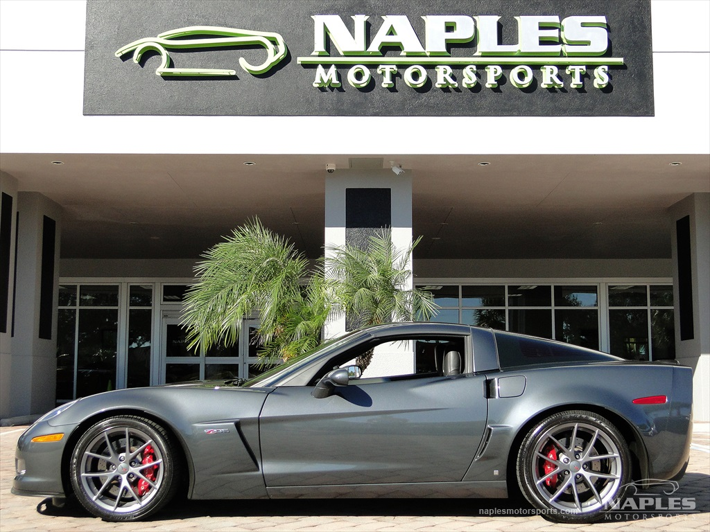 2009 Chevrolet Corvette Z06 - Photo 21 - Naples, FL 34104