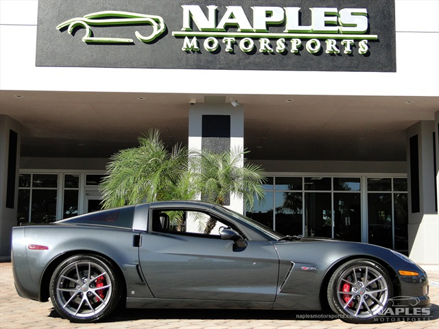 2009 Chevrolet Corvette Z06 - Photo 4 - Naples, FL 34104