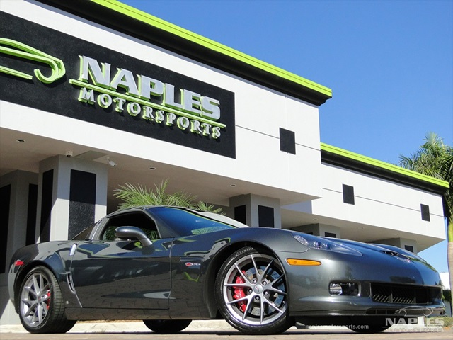 2009 Chevrolet Corvette Z06 - Photo 1 - Naples, FL 34104