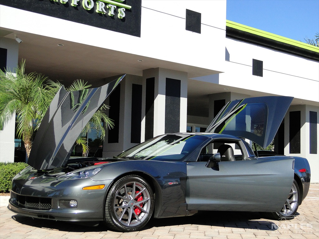 2009 Chevrolet Corvette Z06 - Photo 25 - Naples, FL 34104