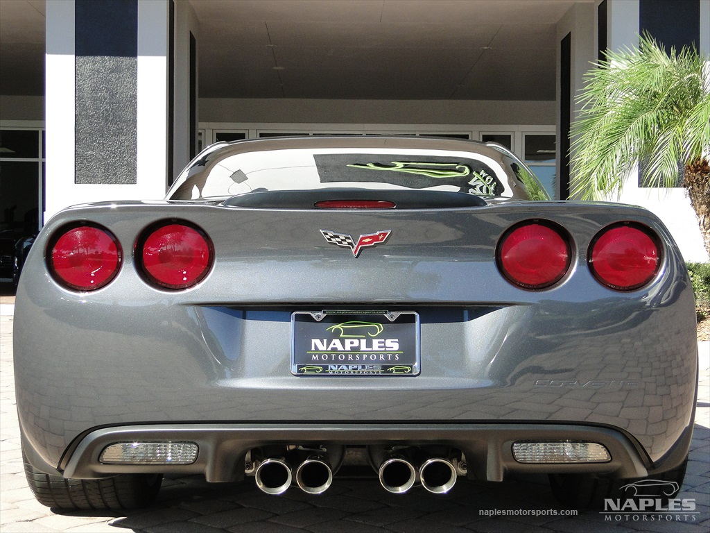 2009 Chevrolet Corvette Z06 - Photo 7 - Naples, FL 34104