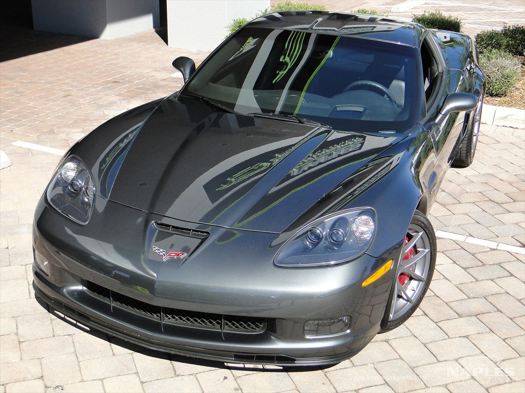 2009 Chevrolet Corvette Z06 - Photo 49 - Naples, FL 34104