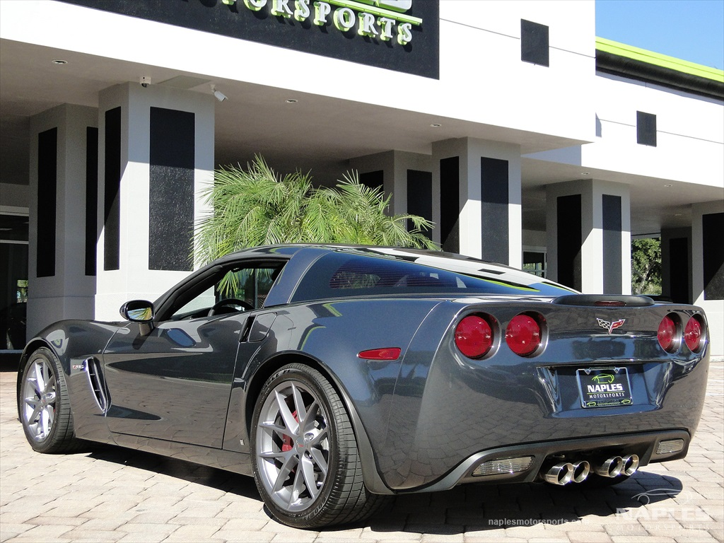 2009 Chevrolet Corvette Z06 - Photo 24 - Naples, FL 34104