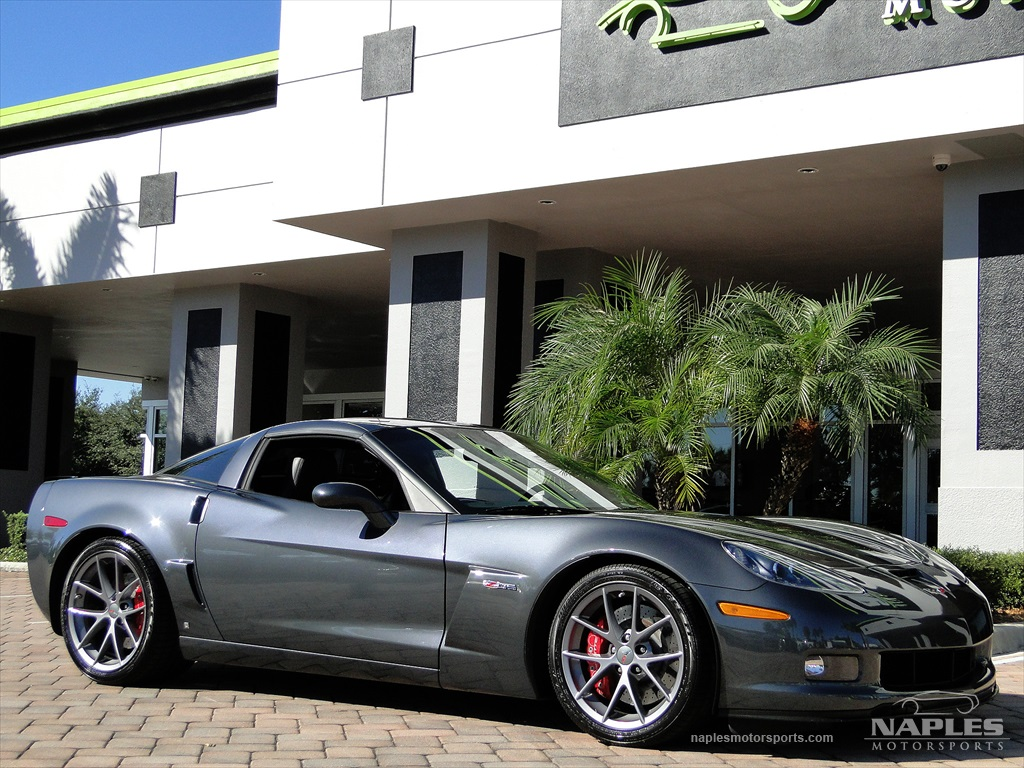 2009 Chevrolet Corvette Z06 - Photo 5 - Naples, FL 34104